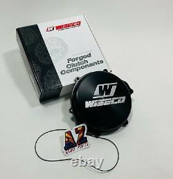 06+ Honda TRX450R TRX Wiseco Clutch Basket Cover Pressure Plate Inner Hub Kit