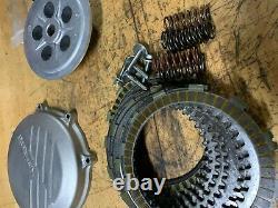2019 2020 KX450 COMPLETE CLUTCH Kit, HUB, BASKET, Plates, springs cover etc