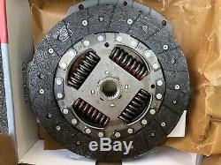 2 Piece Clutch Kit Cover & Plate for Land Rover Defender PUMA TDCI OEM URB500080