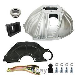3899621 Chevy Bell Housing Kit & 11 Clutch Fork & Throwout Bearing & Cover