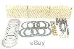 6dct450 Powershift Ford Volvo Gearbox Clutch Parts, Friction Steel Plate Kit Set