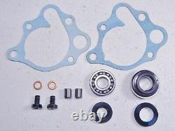 84 Honda CR250R Right Side Clutch Cover & Water Pump Housing Gasket Kit 5031-101