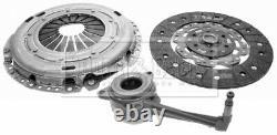 AUDI A3 8P 2.0D Clutch Kit 3pc (Cover+Plate+CSC) 03 to 13 736255RMP B&B Quality