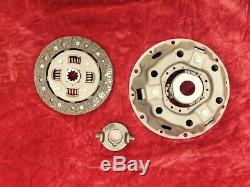 AUSTIN A40 Somerset & Sports CLUTCH KIT (Plate, Cover, Release Bearing) (51- 54)