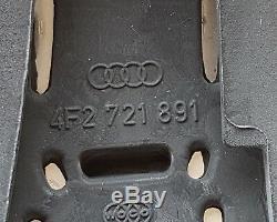 Audi RS6 4F original Pedale A6 S6 plus C6 RHD right hand drive pedal pads caps