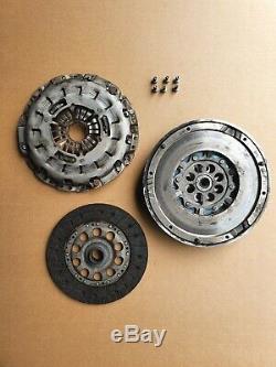 BMW 320D 2005-2007 M47 E90 E91 Dual Mass Flywheel DMF & Clutch Cover & Plate Kit