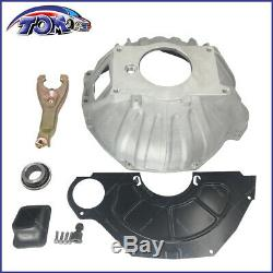 Bellhousing Kit with Cover Clutch Fork Boot Pushrod For Chevy GM 621 11 3899621