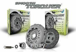 Blusteele Clutch Kit for Ford Trader 0409 3.5L Diesel 53mm cover height 5speed
