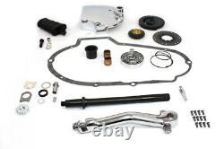 Chrome Kick Start Starter Conversion Kit Harley 1000 Sportster Ironhead XL 73-76