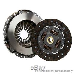 Clutch Kit 2 piece (Cover+Plate) fits LEXUS IS220d Mk2 2.2D 05 to 12 2AD-FHV LuK