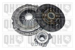 Clutch Kit 3pc (Cover+Plate+CSC) fits OPEL VECTRA C 1.8 02 to 08 Z18XE Manual QH