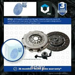 Clutch Kit 3pc (Cover+Plate+CSC) fits VW CRAFTER 2E 2F 2.0D 11 to 16 275mm ADL