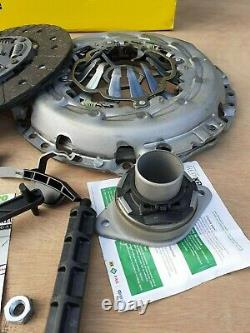 Clutch Kit 3pc (Cover+Plate+Releaser) 08 to 12 CAUA LuK Quality AUDI S5 8T 4.2