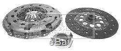 Clutch Kit 3pc (Cover+Plate+Releaser) HK2445 Borg & Beck Top Quality Replacement