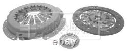 Clutch Kit 3pc (Cover+Plate+Releaser) HK8929 Borg & Beck Top Quality Guaranteed