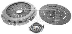 Clutch Kit 3pc (Cover+Plate+Releaser) fits ALFA ROMEO GT 937 1.9D 03 to 10 B&B