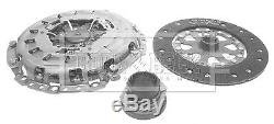 Clutch Kit 3pc (Cover+Plate+Releaser) fits BMW 325 E46 2.5 00 to 03 731345RMP
