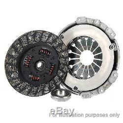 Clutch Kit 3pc (Cover+Plate+Releaser) fits BMW M3 E36 3.2 95 to 99 LuK 2228289