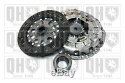 Clutch Kit 3pc (Cover+Plate+Releaser) fits BMW M3 E46 3.2 00 to 06 QH 2282393