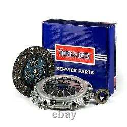 Clutch Kit 3pc (Cover+Plate+Releaser) fits FORD RANGER 2.5D 99 to 06 WL-T B&B