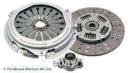 Clutch Kit 3pc (Cover+Plate+Releaser) fits IVECO DAILY Mk5 2.3D 11 to 14 ADL New