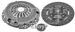 Clutch Kit 3pc (Cover+Plate+Releaser) fits LDV MAXUS 2.5D 05 to 09 B&B 531990005