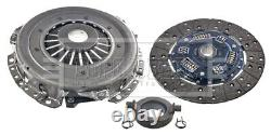 Clutch Kit 3pc (Cover+Plate+Releaser) fits MG MGC 3.0 67 to 69 29GH B&B Quality