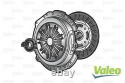 Clutch Kit 3pc (Cover+Plate+Releaser) fits MINI COOPER R56 2.0D 11 to 13 N47C20A