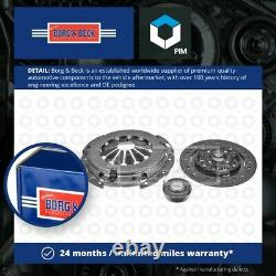 Clutch Kit 3pc (Cover+Plate+Releaser) fits MITSUBISHI ASX GA 1.6 2010 on 4A92