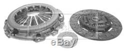 Clutch Kit 3pc (Cover+Plate+Releaser) fits NISSAN 350Z Z33 3.5 03 to 04 VQ35DE