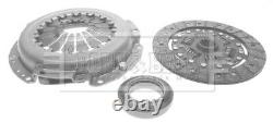 Clutch Kit 3pc (Cover+Plate+Releaser) fits TRIUMPH TR6 2.5 69 to 76 B&B Quality