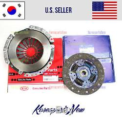 Clutch Kit Disc & Cover Plate (genuine) Soul Accent Rio Veloster 1.6l 2015-2017