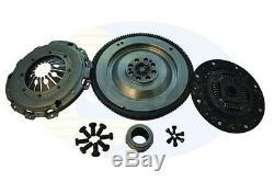 Comline Solid Mass Flywheel Clutch Kit Conversion ECK372F 5 YEAR WARRANTY