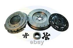 Comline Solid Mass Flywheel Clutch Kit Conversion ECK375F 5 YEAR WARRANTY