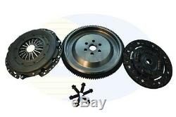 Comline Solid Mass Flywheel Clutch Kit Conversion ECK376F 5 YEAR WARRANTY