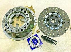 Dodge Truck forklift equipment New Clutch Kit 8 bolt Cover 11 1-3/8 x 10sp