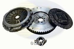 Dual Mass Solid Flywheel Clutch Conversion Kit For Rhs Rhz 2.0 Hdi Jtd