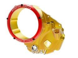 Ducabike Clear Clutch Cover Casing Kit For Ducati Streetfighter 848 /SBK 848/Evo