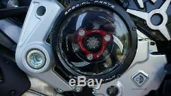 Ducabike Ducati Diavel 1260 Clear Clutch Cover Kit