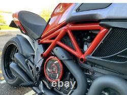 Ducabike Ducati Diavel Clear Clutch Cover Kit 2011 2015