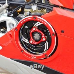 Ducabike Ducati Panigale V4 Clear Clutch Cover Kit