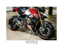 Ducabike KSFV401 SF V4 CLUTCH COVER TRANSFORMATION KIT Streetfighter V4 S 2020