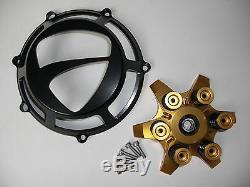 Ducati Druckplatte Kupplungsdeckel Federteller-Kit- neu
