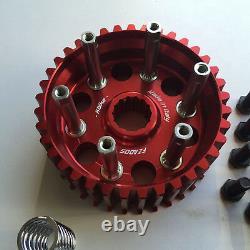 Ducati Kupplung Kupplungsdruckplatte Kupplungskern Kupplungskorb Set NEU