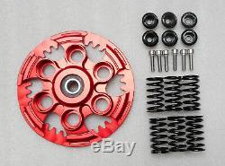 Ducati Monster Supersport 916 999 1098 S2R Set Kupplungsdeckel Druckplatte