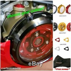 Ducati Panigale V4 CNC Racing clutch cover kit