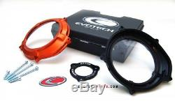 EVOTECH Transparent Clutch Cover KTM 1290 Sdr Superduke Lc8 1290 Sdr, Set Gt
