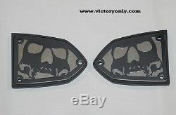 Engine Cover, Wedge Cover, Brake Cover, Clutch Cover 3d With Paintable Backers