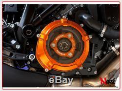 Evotech Kit Carter Destro Protezione Frizione KTM LC8 1290 Superduke R / GT