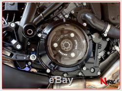 Evotech Sump Right Protection Clutch KTM LC8 1290 Superduke R / GT
